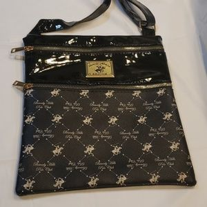Beverly Hills Polo Club Crossbody Bag NWOT